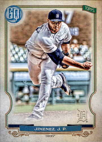 Photo of 2020 Topps Gypsy Queen #60 Joe Jimenez
