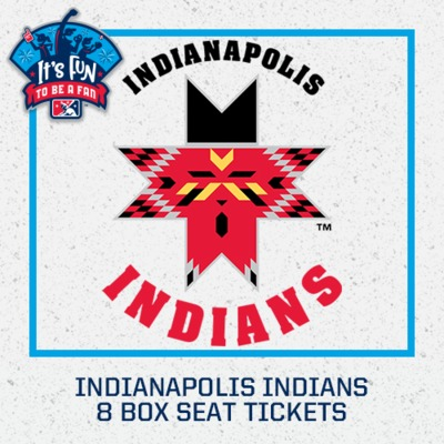 2021 Indianapolis Indians 8 Box Seat Tickets