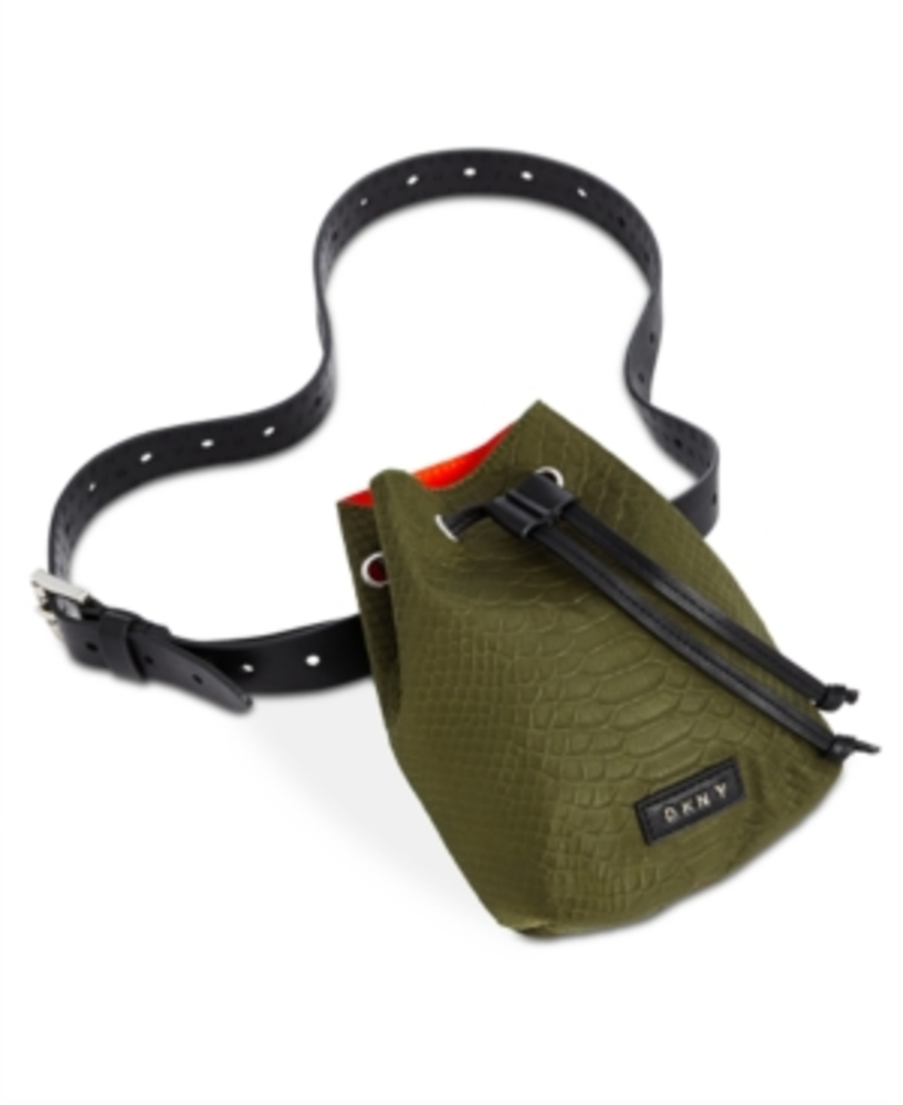 Photo of Dkny Drawstring-Pouch Belt Bag