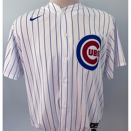 Photo of UMPS CARE AUCTION: Signed Chicago Cubs David Ross Jersey, Size XL