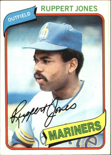 Photo of 1980 Topps #78 Ruppert Jones