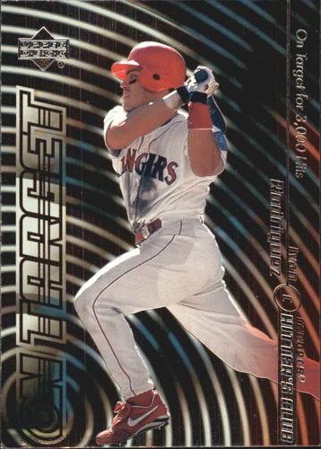 Photo of 2000 Upper Deck Hitter's Club On Target #OT5 Ivan Rodriguez