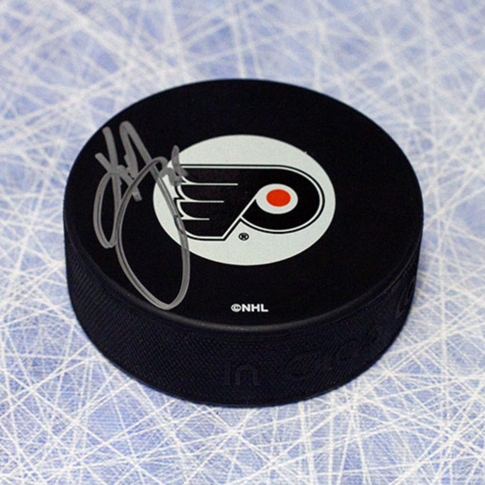 Keith Primeau Philadelphia Flyers Autographed Hockey Puck