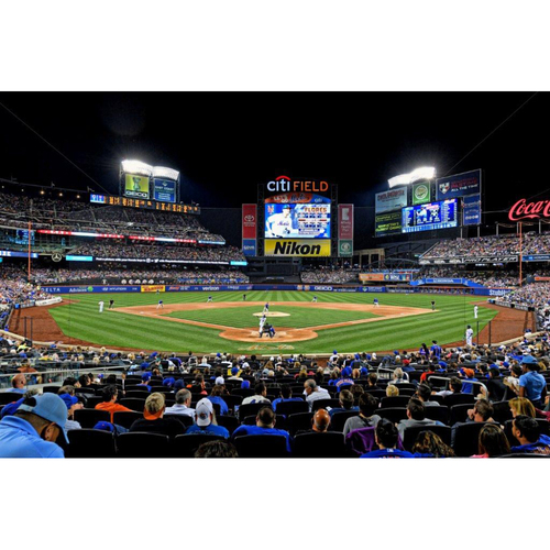 Amazin' Auction: Round of Batting Practice on the Field with Mets Coaches before a game  - Lot # 13