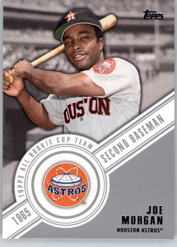 Photo of 2014 Topps All Rookie Cup #RCT3 Joe Morgan