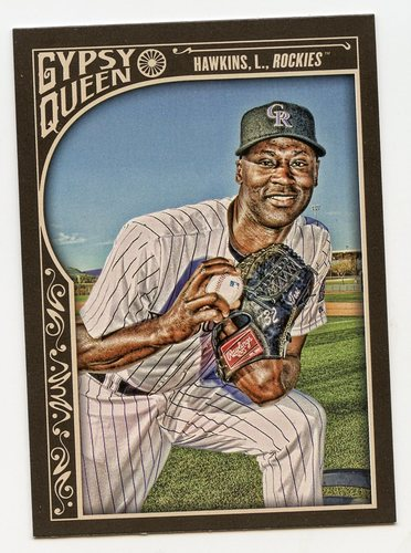 Photo of 2015 Topps Gypsy Queen #213 LaTroy Hawkins
