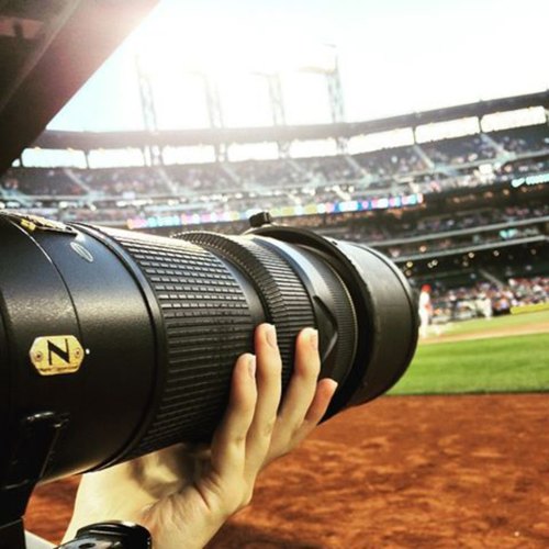 Amazin' Auction: Spend the Day with the Mets Team Photographer