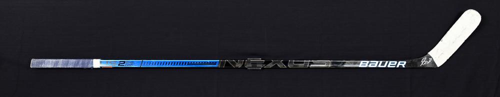 Ryan Nugent-Hopkins #93 - Autographed 2019-20 Edmonton Oilers Used Bauer Nexus 2N Pro Stick