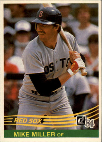 Photo of 1984 Donruss #493 Rick Miller