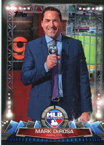 Photo of 2017 Topps MLB Network #MLBN25 Mark DeRosa