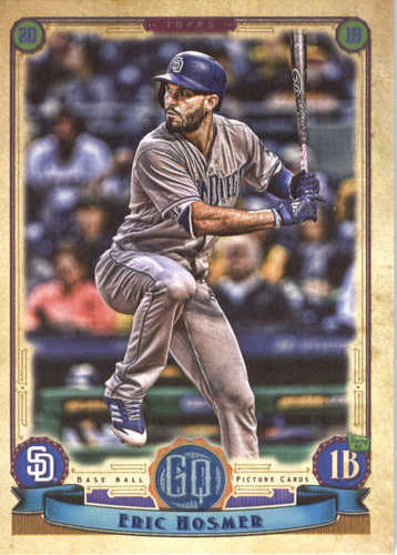 Photo of 2019 Topps Gypsy Queen #293 Eric Hosmer