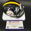 NFL - Steelers Minkah Fitzpatrick Signed Mini Helmet