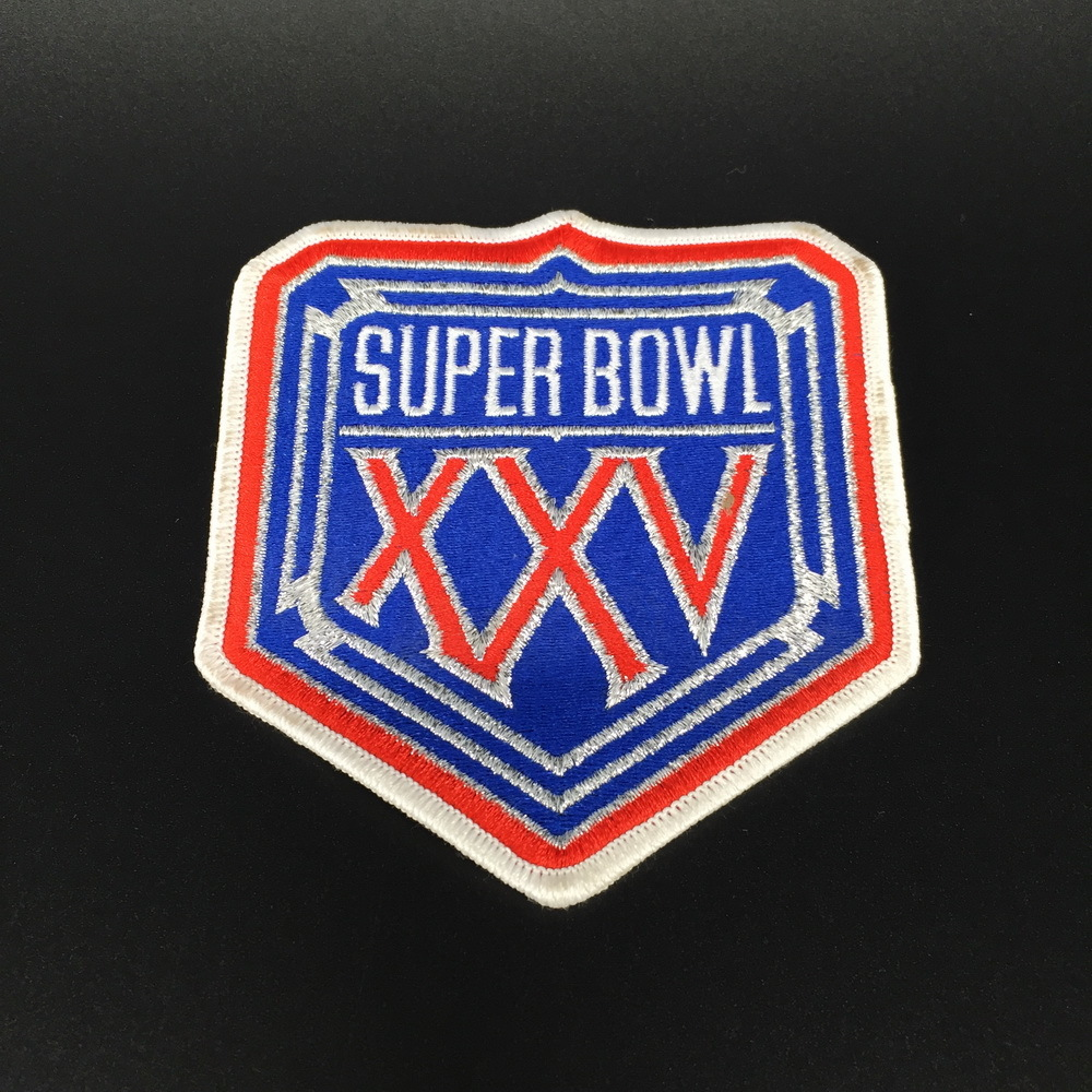 SUPER BOWL XXV PATCH (Giants def Bills)