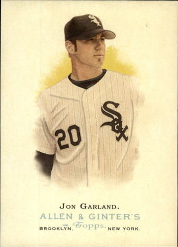 Photo of 2006 Topps Allen and Ginter #242 Jon Garland