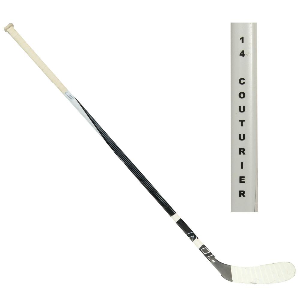 Sean Couturier Philadelphia Flyers Team North America 2016 World Cup of Hockey Tournament-Used Easton Stealth CX Broken Hockey Stick  - 1