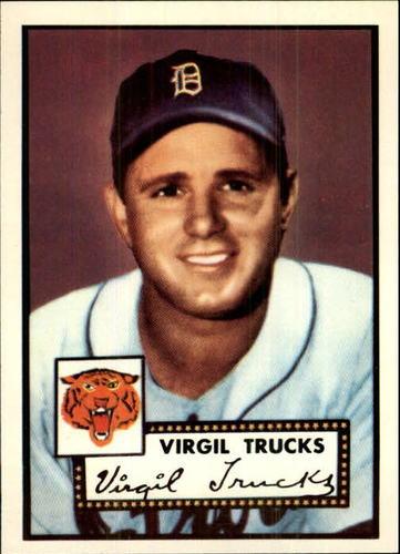 Photo of 1983 Topps 1952 Reprint #262 Virgil Trucks
