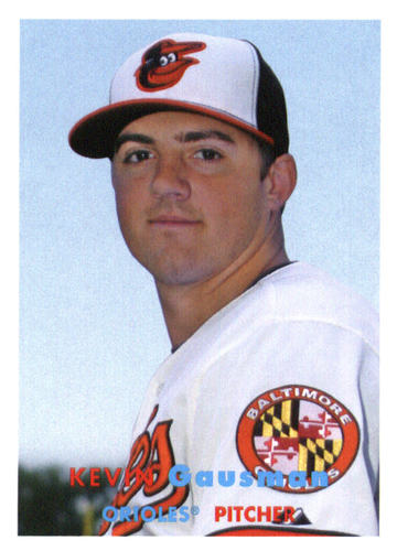 Photo of 2015 Topps Archives #81 Kevin Gausman
