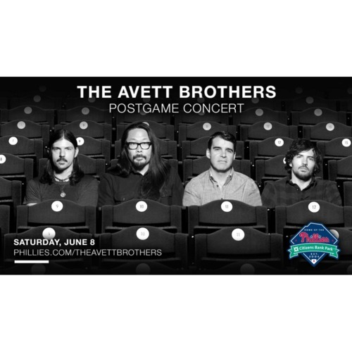 Photo of Meet & Greet and Front-Row Concert Experience with The Avett Brothers