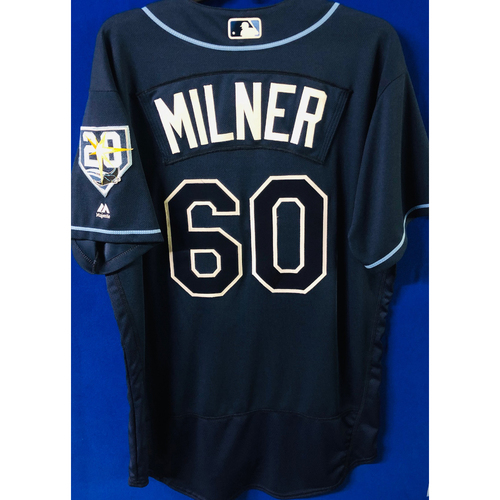 Photo of Game-Used Jersey: Hoby Milner (size 46) - September 29, 2018 v TOR