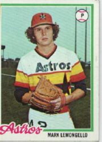 Photo of 1978 Topps #358 Mark Lemongello
