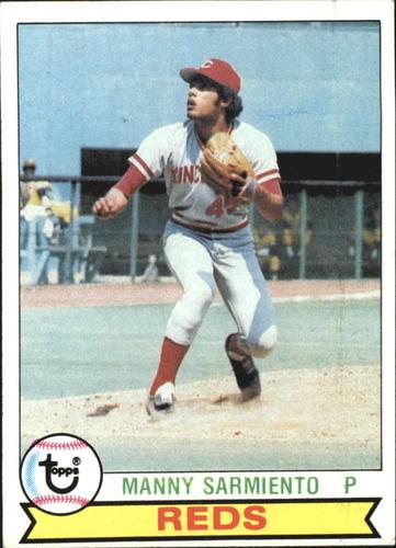Photo of 1979 Topps #149 Manny Sarmiento