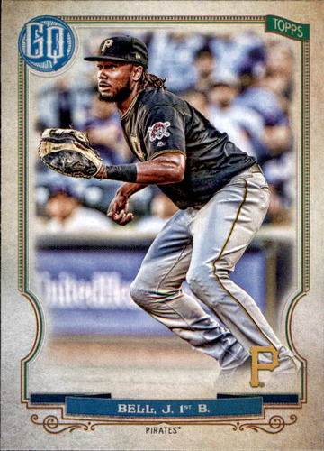 Photo of 2020 Topps Gypsy Queen #61 Josh Bell