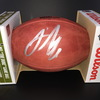 NFL - Browns J'MON MOORE SIGNED AUTHENTIC FOOTBALL