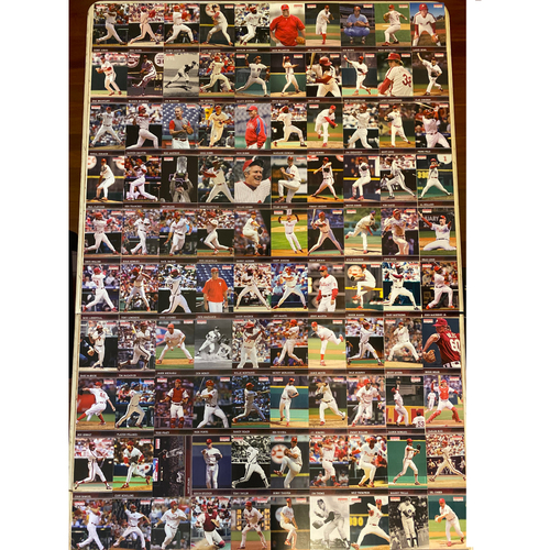 Photo of Phillies Alumni Photo Card Set of Over 100