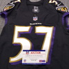 STS - Ravens C.J. Mosley Game Issued Jersey Size 40