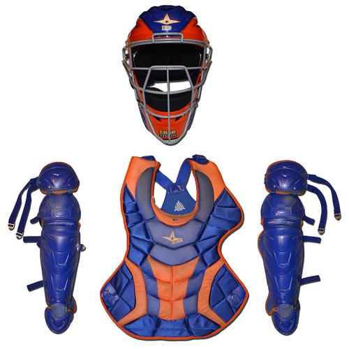 Mets Team Issued Catching Set - 2017 Season