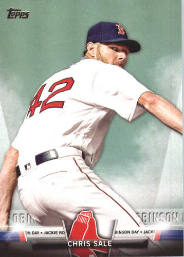 Photo of 2018 Topps Salute #TS6 Chris Sale