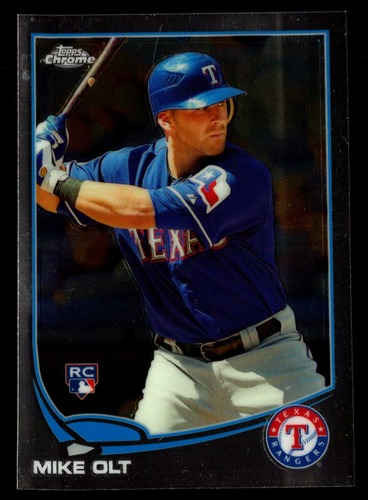 Photo of 2013 Topps Chrome #55 Mike Olt RC