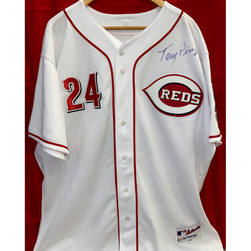 Photo of Tony Perez Signed Jersey