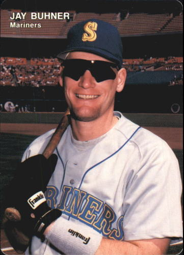 Photo of 1992 Mariners Mother's #6 Jay Buhner