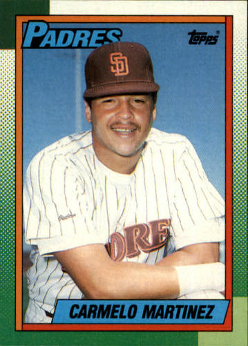 Photo of 1990 Topps #686 Carmelo Martinez