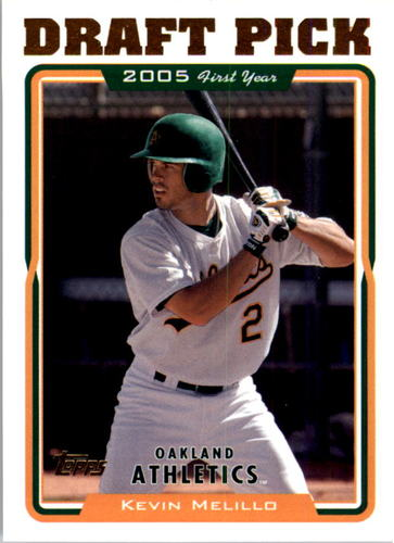 Photo of 2005 Topps #674 Kevin Melillo FY RC