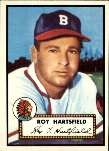 Photo of 1983 Topps 1952 Reprint #264 Roy Hartsfield