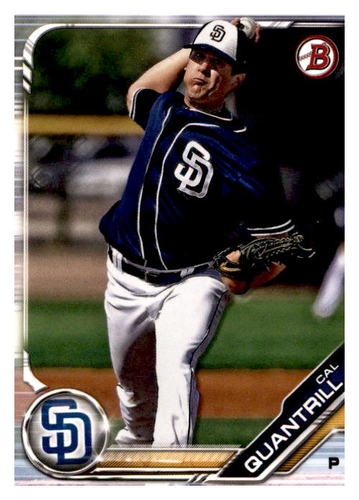 Photo of 2019 Bowman Prospects #BP125 Cal Quantrill