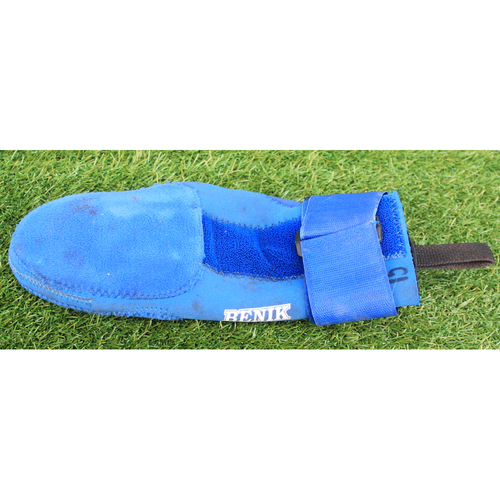 Photo of Team-Issued Sliding Mitt: Whit Merrifield (Size - XL)
