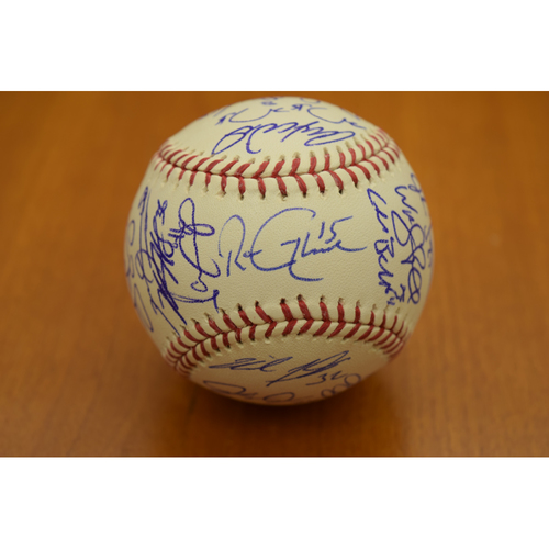 Photo of 2018 Detroit Tigers Team Signed Baseball (MLB Authenticated)