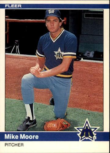 Photo of 1984 Fleer #614 Mike Moore
