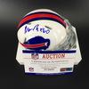 Bills - Mitch Morse Signed Mini Helmet
