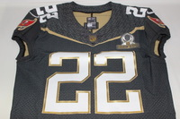 NFL - BUCCANEERS DOUG MARTIN 2016 TEAM IRVIN GAME ISSUED PRO BOWL JERSEY - SIZE 42