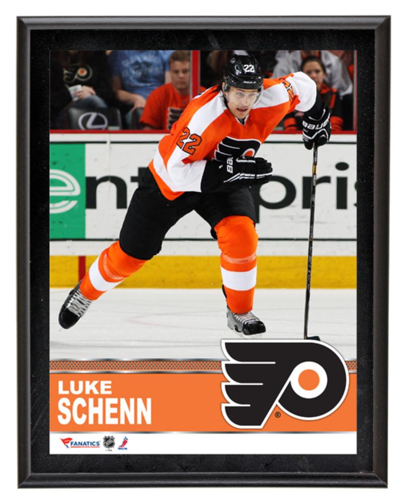 Luke Schenn Philadelphia Flyers Sublimated 10
