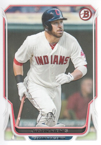 Photo of 2014 Bowman #160 Jason Kipnis