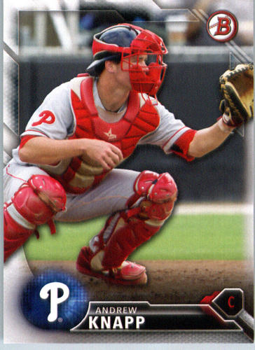 Photo of 2016 Bowman Prospects #BP129 Andrew Knapp