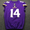 STS - Vikings Stefon Diggs Signed and Game Issued Jersey Size 40 (11/4/18)