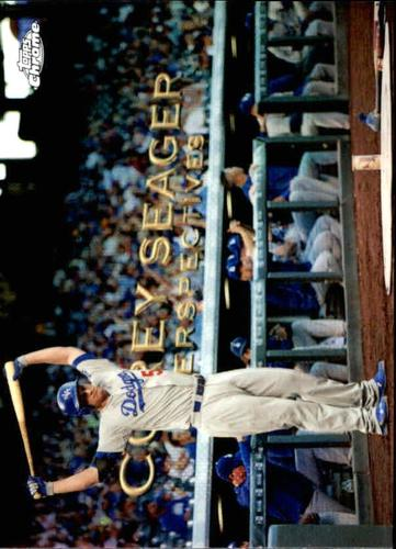 Photo of 2016 Topps Chrome Perspectives #PC18 Corey Seager
