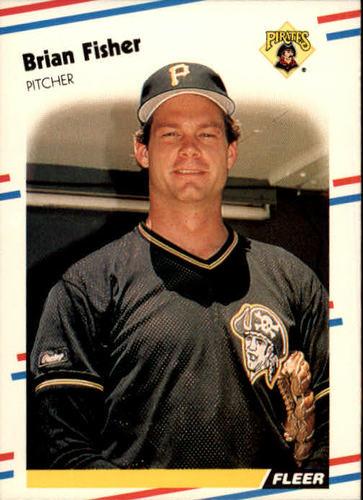 Photo of 1988 Fleer #329 Brian Fisher