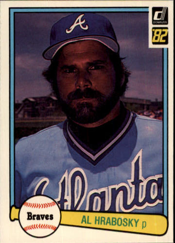 Photo of 1982 Donruss #97 Al Hrabosky